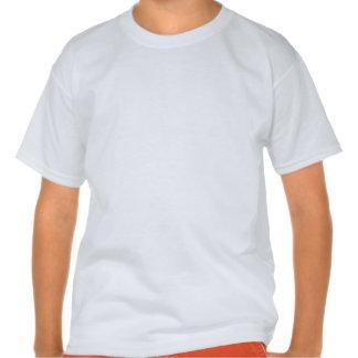 Behalten Sie Ruhe und Fokus auf Früchten T-Shirts