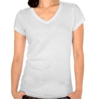 Behalten Sie Ruhe und Fokus auf Hochzeits-Ringen Tshirt