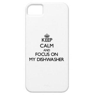 Behalten Sie Ruhe und Fokus auf meiner iPhone 5 Etuis