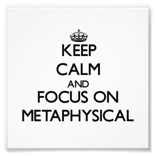 Behalten Sie Ruhe und Fokus auf metaphysischem Kunstphotos