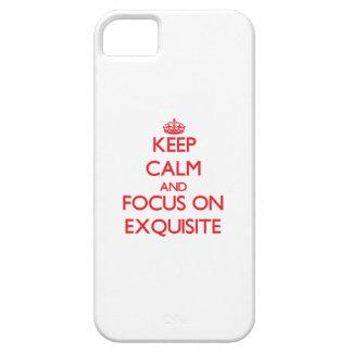 Behalten Sie Ruhe und Fokus auf VORZÜGLICHEM iPhone 5 Etuis