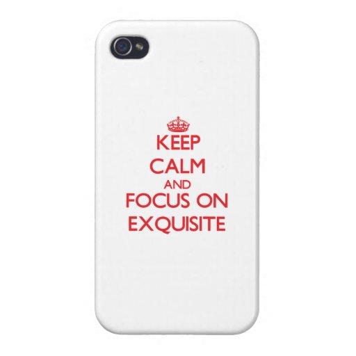 Behalten Sie Ruhe und Fokus auf VORZÜGLICHEM iPhone 4/4S Hüllen