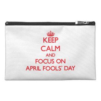 Behalten Sie Ruhe und Fokus im April den TAG