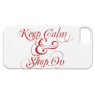 Behalten Sie Ruhe und kaufen Sie auf iPhone 5 Fall iPhone 5 Hülle