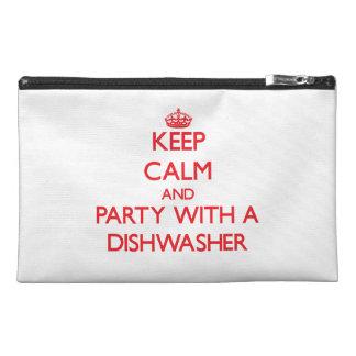 Behalten Sie Ruhe und Party mit einer Spülmaschine