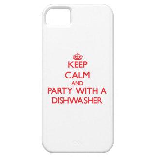 Behalten Sie Ruhe und Party mit einer Spülmaschine Hülle Fürs iPhone 5