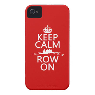 Behalten Sie Ruhe und Reihe auf (wählen Sie jede iPhone 4 Hülle