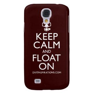 Behalten Sie Ruhe und schwimmen Sie an Galaxy S4 Hülle