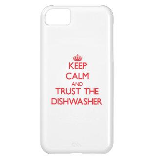 Behalten Sie Ruhe und vertrauen Sie der iPhone 5C Hülle
