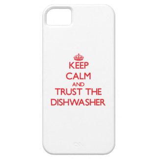 Behalten Sie Ruhe und vertrauen Sie der iPhone 5 Hülle