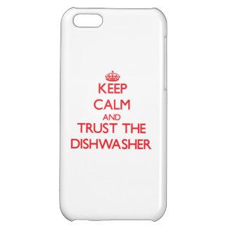 Behalten Sie Ruhe und vertrauen Sie der iPhone 5C Schale