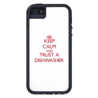 Behalten Sie Ruhe und vertrauen Sie einer iPhone 5 Hüllen