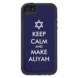 Behalten Sie ruhig und machen Sie Aliyah Etui Fürs iPhone 5