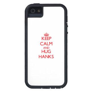 Behalten Sie ruhige und Umarmungs-Knäuel Etui Fürs iPhone 5