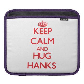 Behalten Sie ruhige und Umarmungs-Knäuel Sleeve Für iPads