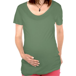 Behalten Sie ruhigen NICHT MutterschaftsT - Shirt