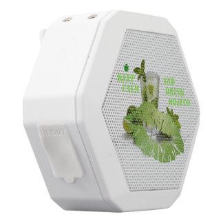 Behalten Sie ruhiges Mojito Weiße Bluetooth Lautsprecher
