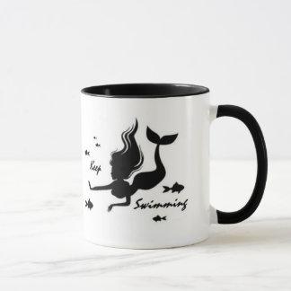 Behalten Sie Tasse