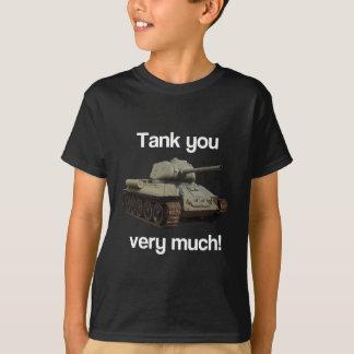 Behälter Sie sehr viel T-Shirt