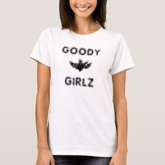BEHÄLTER-SPITZEN-SHIRT DER SACHEN-GIRLZ T-Shirt