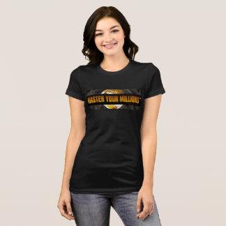 Beherrschen Sie den Bella Ihrer Frauen der T-Shirt