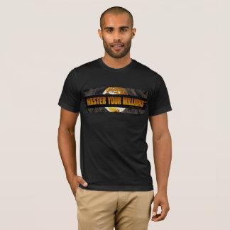 BEHERRSCHEN Sie den grundlegenden Amerikaner T T-Shirt