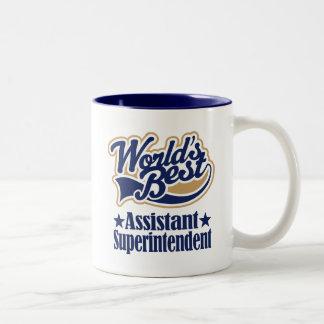 Behilfliches Betriebsleiter-Geschenk für Zweifarbige Tasse