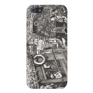 Bei Henley iPhone 5 Cover