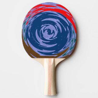 Beider Klingeln Pong Paddel Goodluck Erfolg Tischtennis Schläger