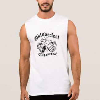 Beifall - Collage von zwei Röstenbier-Tassen Ärmelloses Shirt