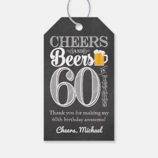 Beifall und Biere zu 60 Jahren Geschenk-Umbau- Geschenkanhänger