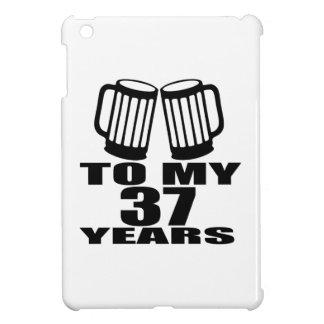 Beifall zu meinen 37 Jahren Geburtstags- iPad Mini Hülle