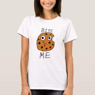 Beißen Sie mich Plätzchen T-Shirt
