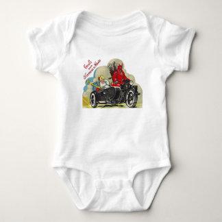 Beiwagen Sankt Baby Strampler