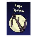 Bekloppte Geburtstags-Karte