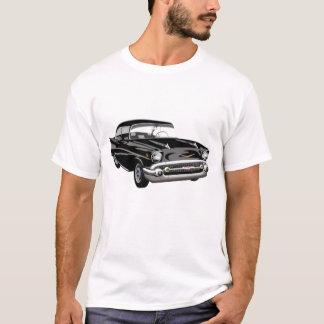 Bel Air 1957 im Schwarzen T-Shirt