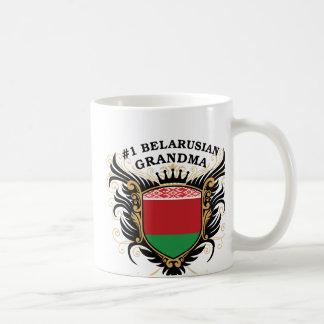 Belarussische Großmutter der Nr.-eine Kaffeetasse