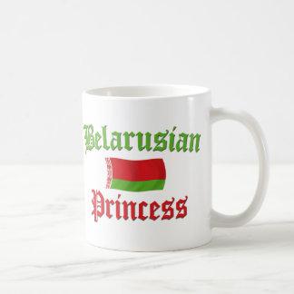 Belarussische Prinzessin Kaffeetasse