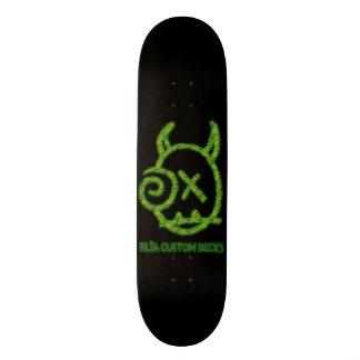 Belaubte Logoplattform Skateboard