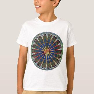 BELEBEN AUFTAUCHEN-MANDALA T-Shirt