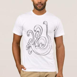 """Beleuchten Sie """"den Curvy"""" T - Shirt"""