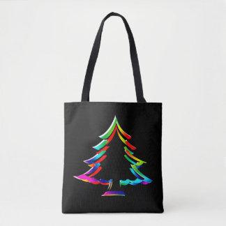 Beleuchten Sie es herauf WeihnachtsTaschen-Tasche Tasche