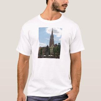 Belfort in Brügge T-Shirt