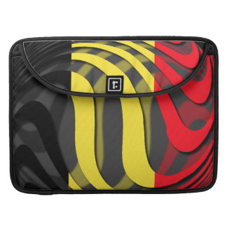 Belgien #1 sleeve für MacBook pro