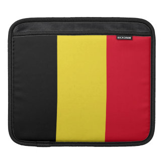 Belgien-Flagge Sleeve Für iPads
