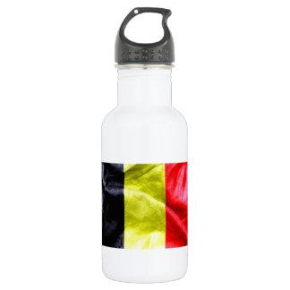 Belgien-Flagge Trinkflasche