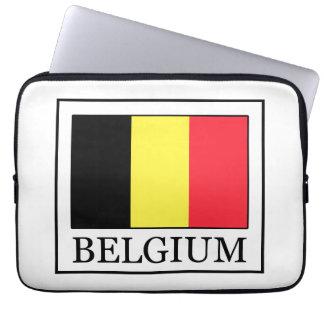 Belgien-Hülse Laptopschutzhülle