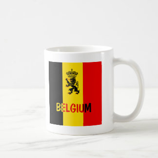 Belgien Kaffeetasse