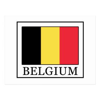 Belgien Postkarte