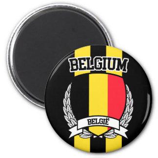 Belgien Runder Magnet 5,1 Cm